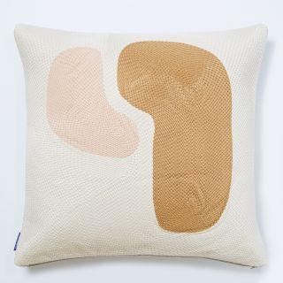 Housse de coussin Abstract bouleau - 45 x 45 cm