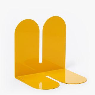 Serre-livres jaune - Medium