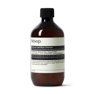Recharge de gel nettoyant aux feuilles de géranium - 500 ml