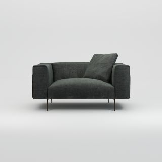 Grand fauteuil Pelham