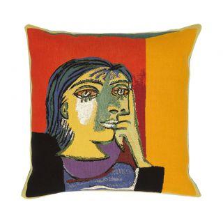 Housse de coussin Picasso - Portrait de Dora Maar